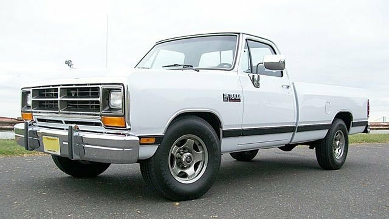1990 Dodge D/W Truck for sale 100983619
